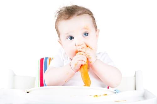 Mamã e Papá, Quero Comer!